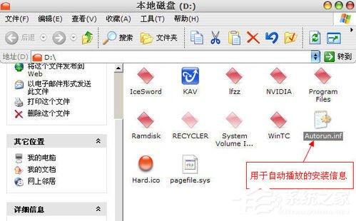 WinXP系统硬盘双击打不开